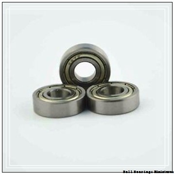 7mm x 19mm x 6mm  Timken 6072rz-timken Ball Bearings Miniatures