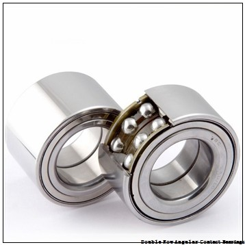 17mm x 47mm x 22.2mm  NSK 3303b-2rstn-nsk Double Row Angular Contact Bearings