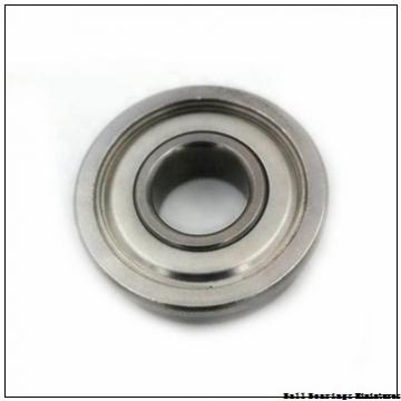 7mm x 14mm x 3.5mm  ZEN sf687-zen Ball Bearings Miniatures