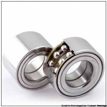 80mm x 140mm x 44.4mm  SKF 3216a/c3-skf Double Row Angular Contact Bearings