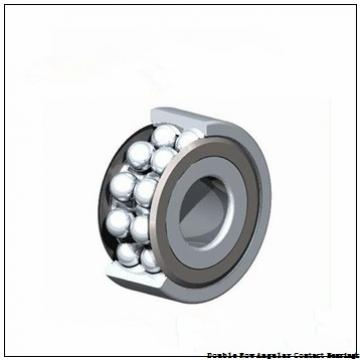 70mm x 125mm x 39.7mm  NSK 3214btnc3-nsk Double Row Angular Contact Bearings
