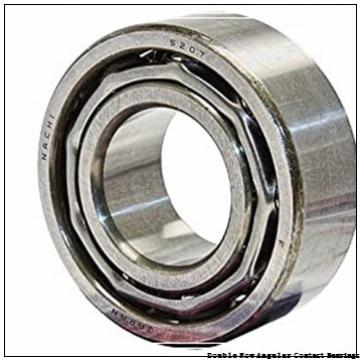 17mm x 47mm x 22.2mm  NSK 3303btnc3-nsk Double Row Angular Contact Bearings