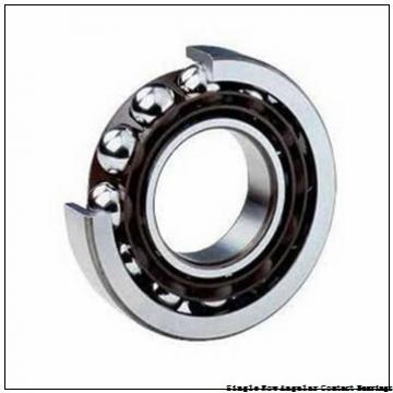 95mm x 170mm x 32mm  FAG 7219-b-tvp-uo-fag Single Row Angular Contact Bearings