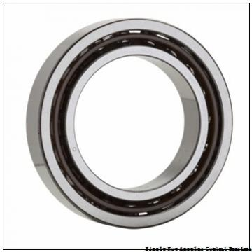 20mm x 52mm x 15mm  FAG 7304-b-mp-ua-fag Single Row Angular Contact Bearings