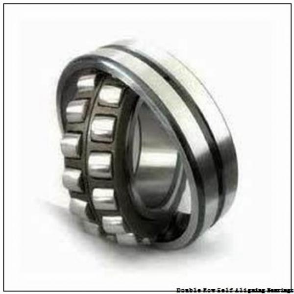 55mm x 120mm x 29mm  NSK 1311j-nsk Double Row Self Aligning Bearings #1 image