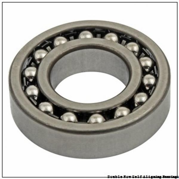 55mm x 120mm x 29mm  NSK 1311j-nsk Double Row Self Aligning Bearings #2 image