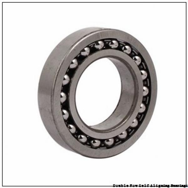 55mm x 120mm x 29mm  NSK 1311j-nsk Double Row Self Aligning Bearings #3 image