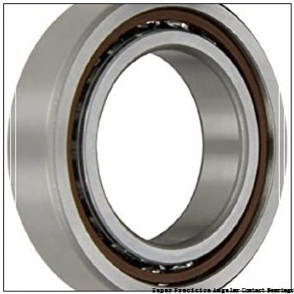 85mm x 120mm x 18mm  Timken 2mm9317wicrdum-timken Super Precision Angular Contact Bearings #2 image