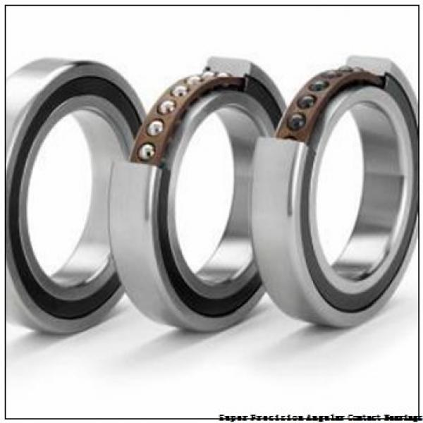 85mm x 120mm x 18mm  Timken 2mm9317wicrdum-timken Super Precision Angular Contact Bearings #1 image