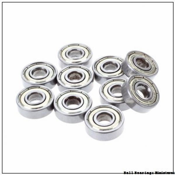7mm x 14mm x 3.5mm  ZEN s687-zen Ball Bearings Miniatures #2 image