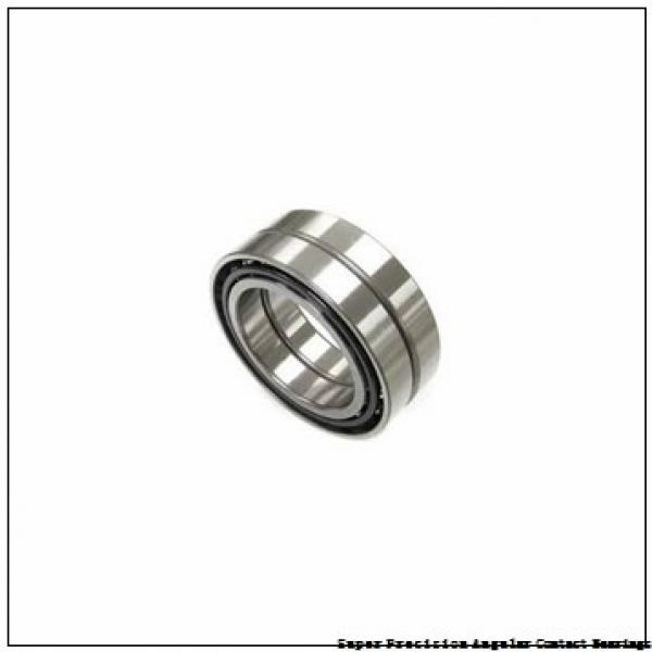 85mm x 120mm x 18mm  Timken 2mm9317wicrdum-timken Super Precision Angular Contact Bearings #3 image